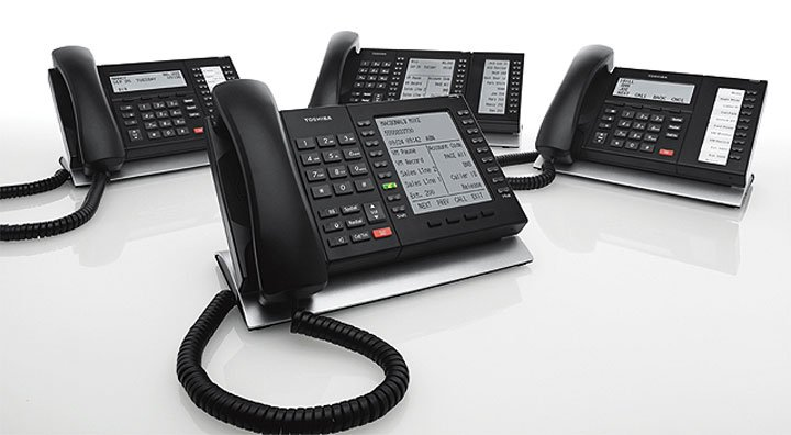 office technology solutions TOPS Office | Business Phone Systems, Copiers & Printers, Managed IT | Toshiba business phone systems