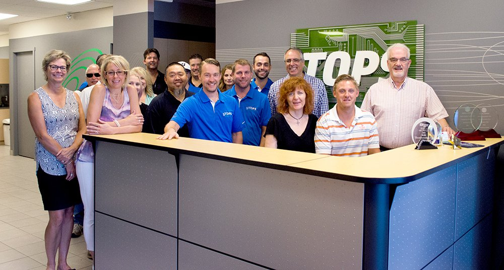 TOPS Office | Business Phone Systems, Copiers & Printers, Managed IT | Our Team