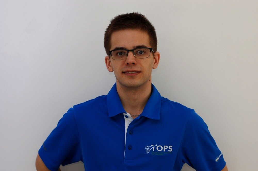 TOPS Team Spotlight: Matt Bray